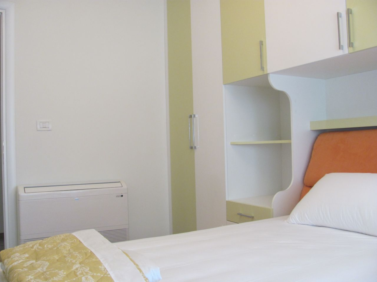 Apartments in an excellent residential complex in Tirana for Rent