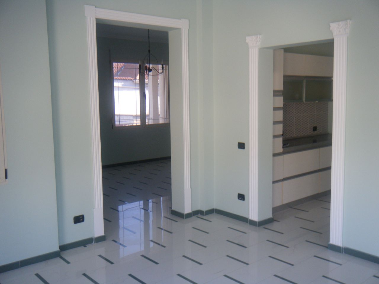 Villa for Rent in Tirane. Albania Real Estate for Rent