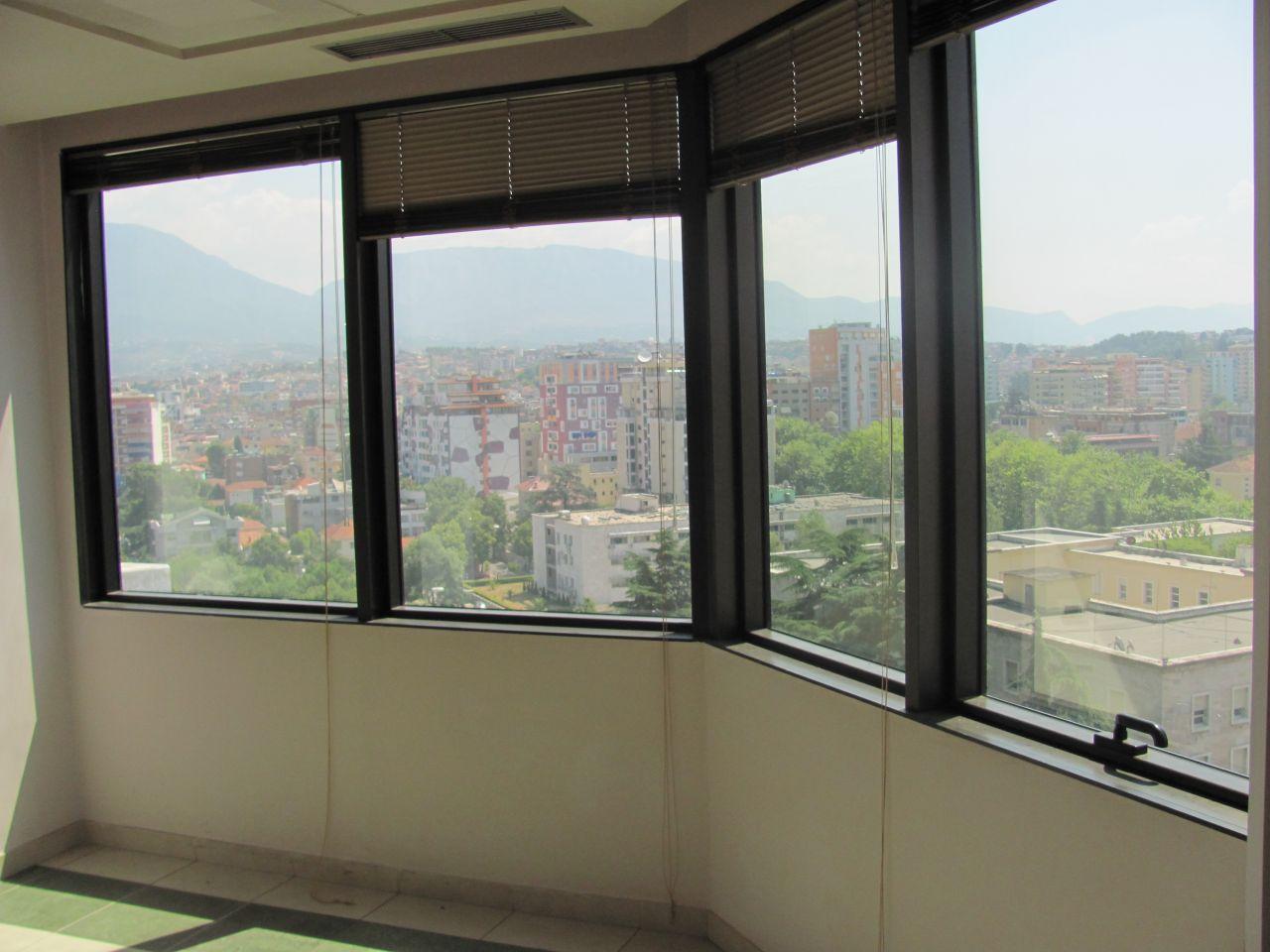 Office for Rent in Albania Capital Tirana