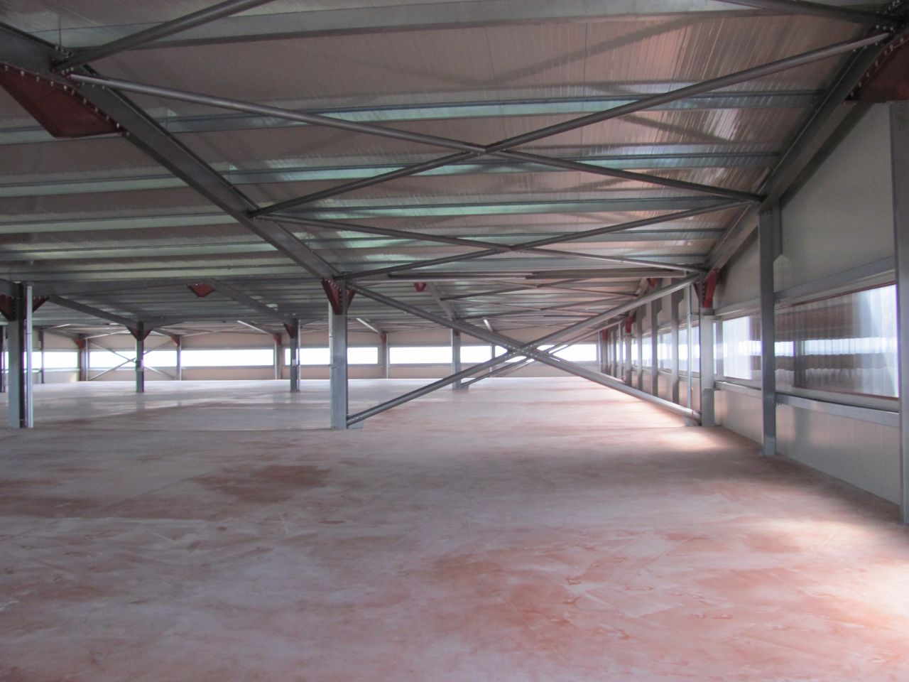Warehouse for Sale in the Tirana-Durres highway. The warehouse has a big area.