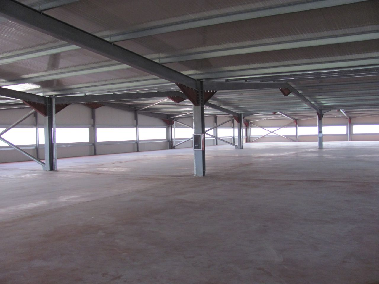Warehouse for rent in Tirana