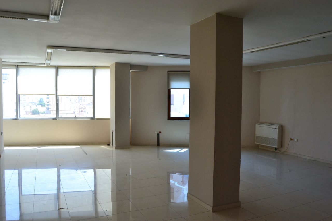 Big Office Space for Rent in Tirana