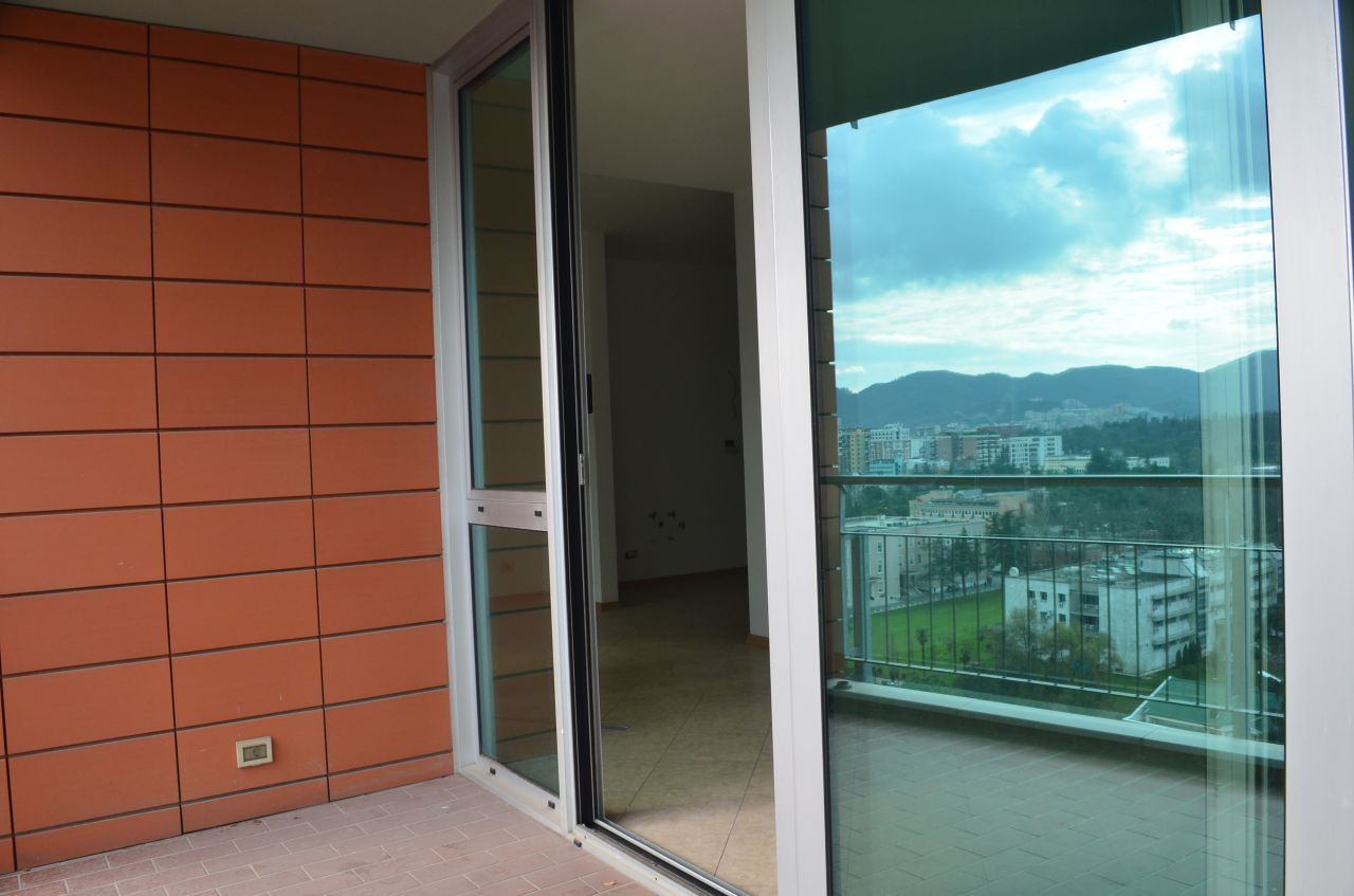 spacious apartment in tirana
