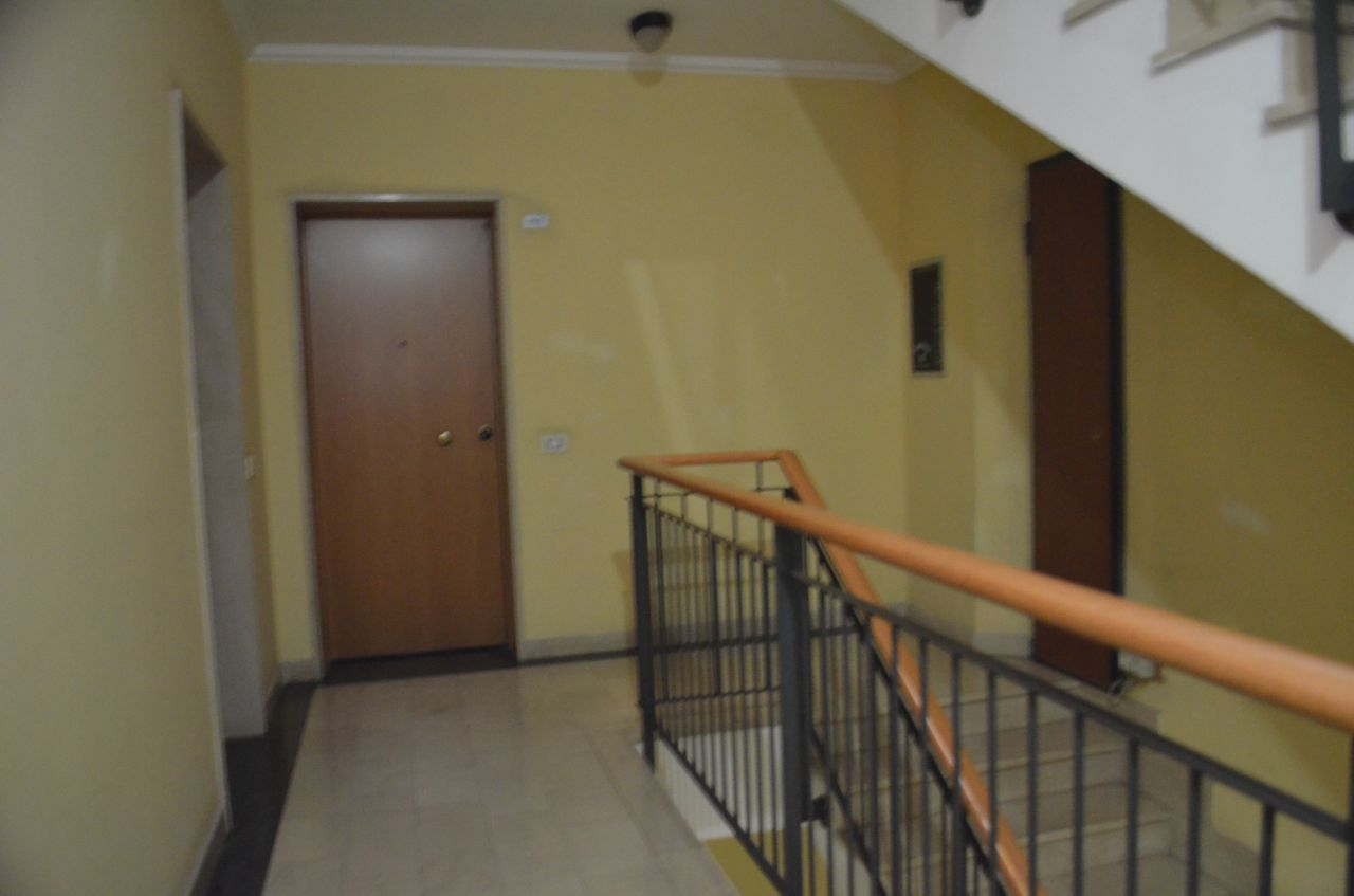 one bedroom apartment for rent in tirana, albania, situated in fatmir haxhiu street