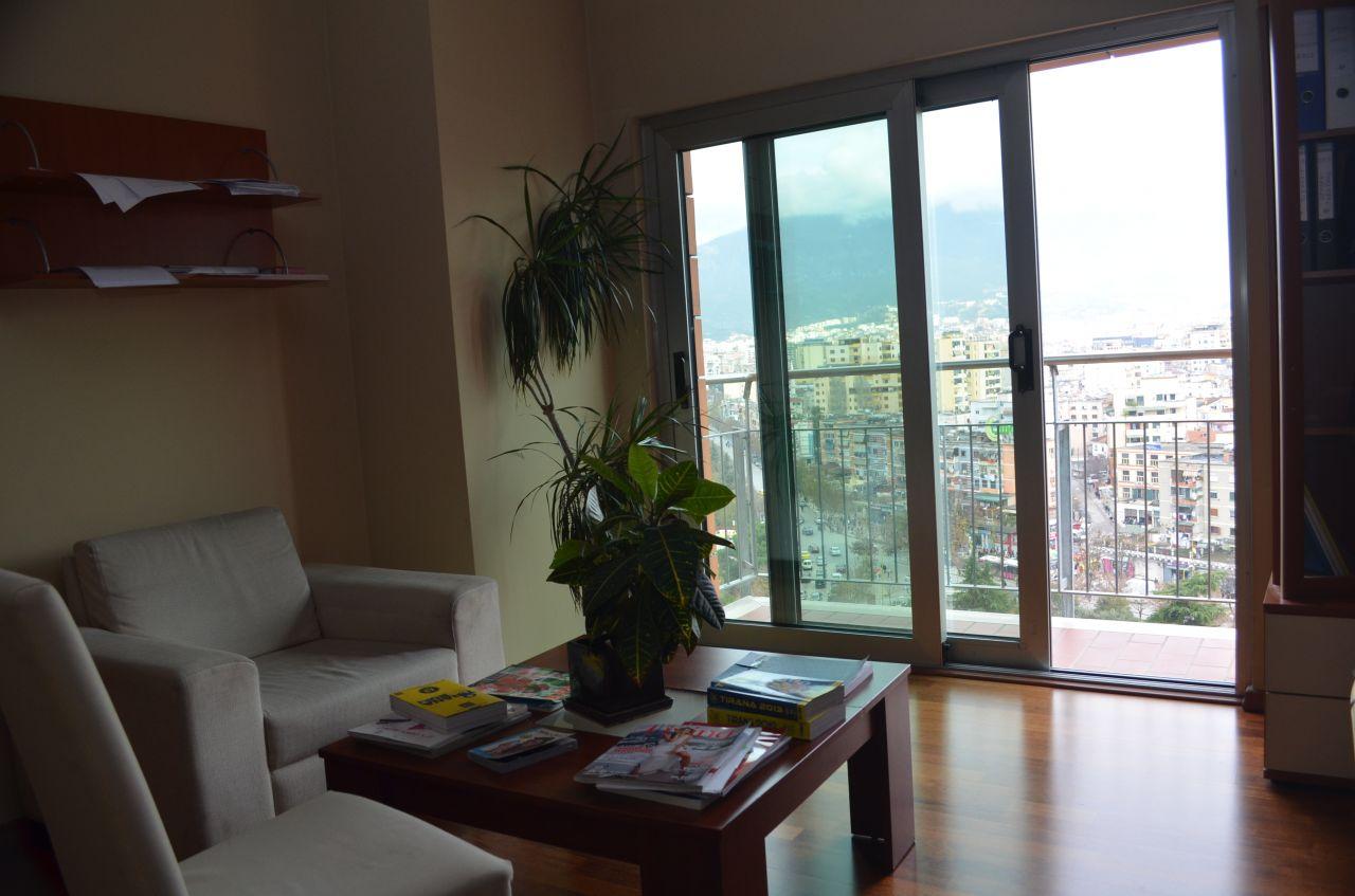 Apartament 1+1 me qera ne Tirane, Shqiperi