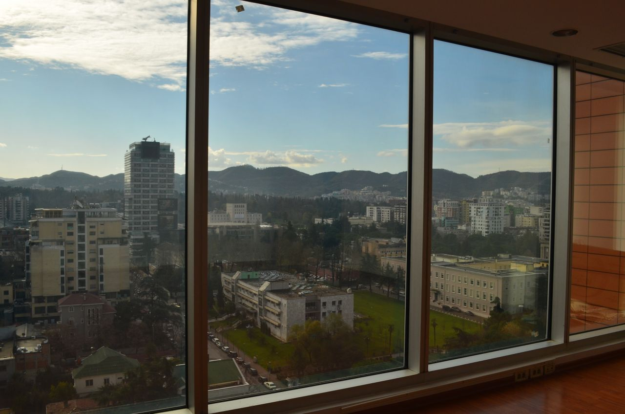 Office for Rent located in the Center of Tirana - Albania Property Group