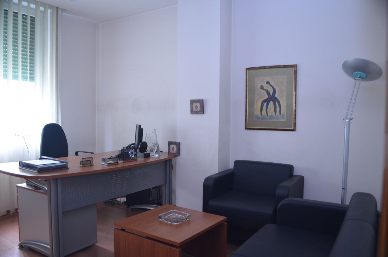 office for rent in tirana in central location at Rruga Mustafa Matohiti