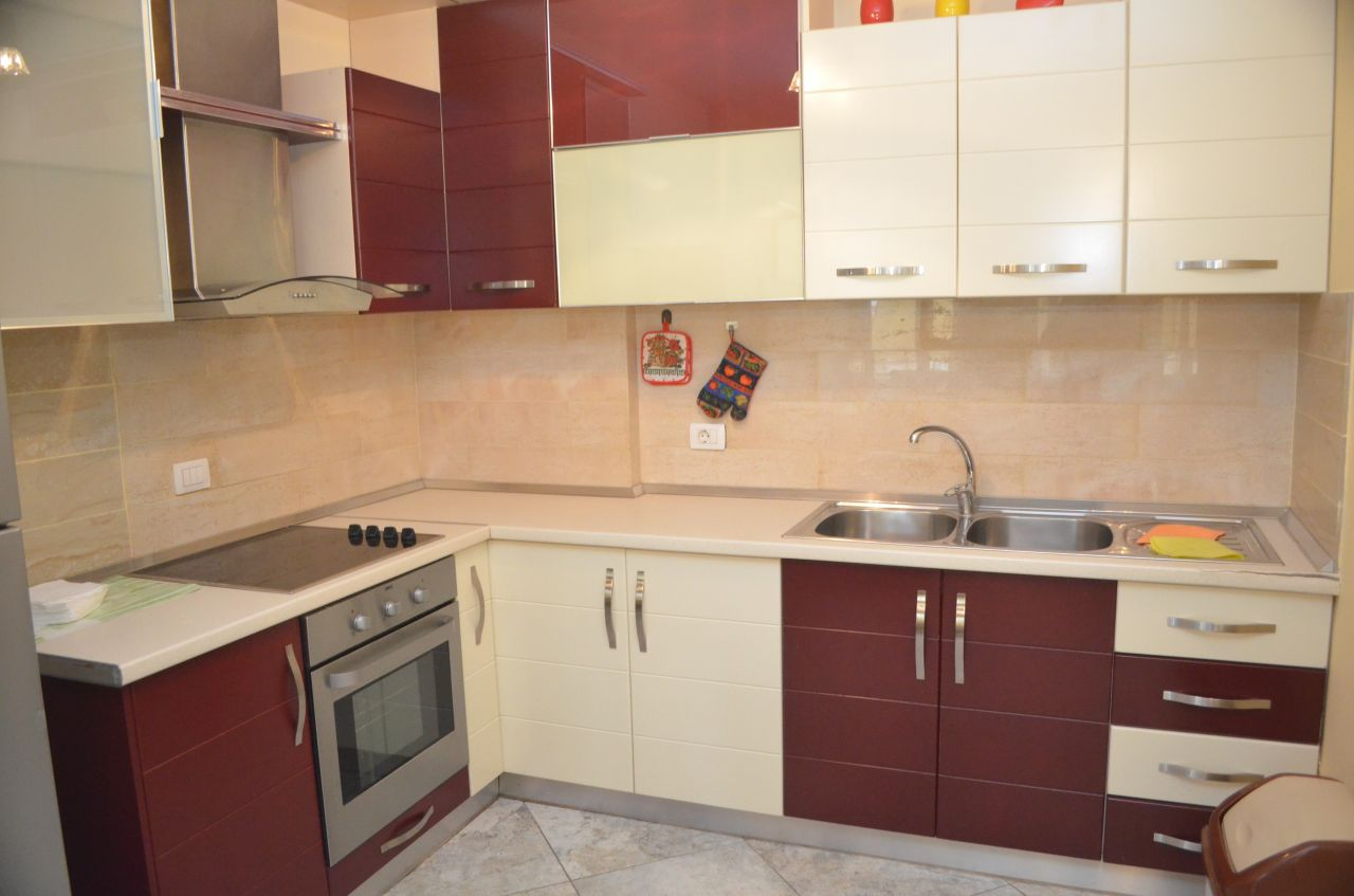 Apartment for Rent in Myslym Shyri, Tirana.