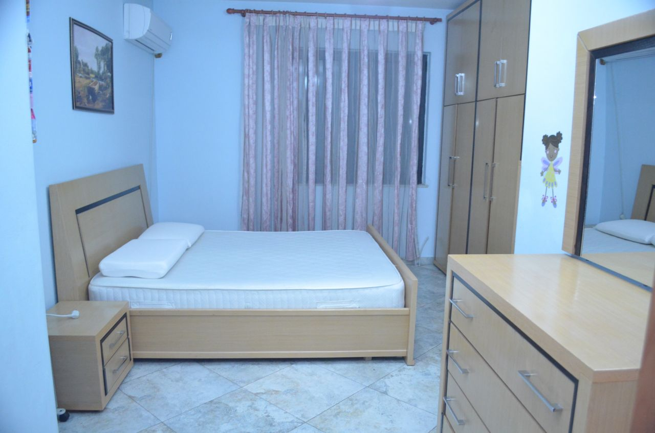 Tirana rentals, Apartment for rent in Myslym Shyri Street, very central location.