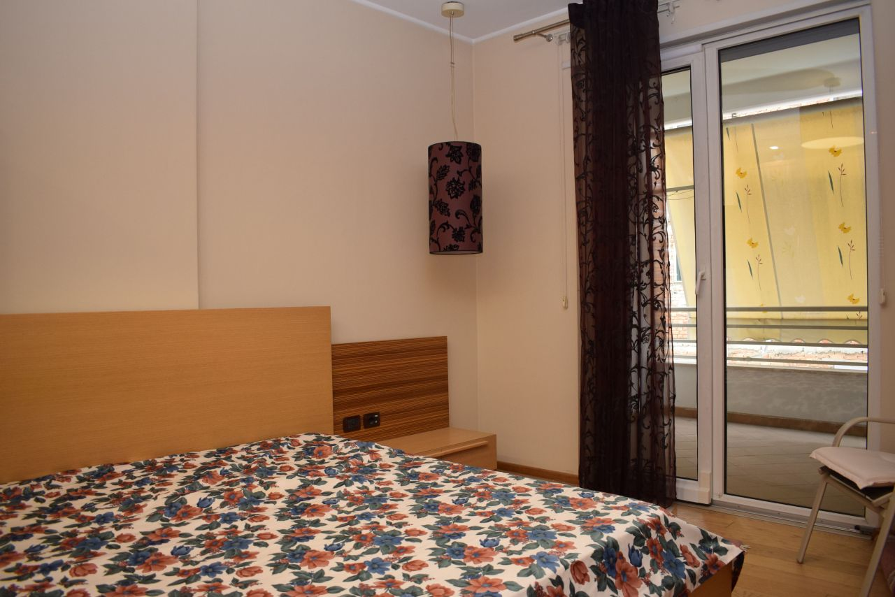 Nice Apartment  for Rent in Tirana Near the Park