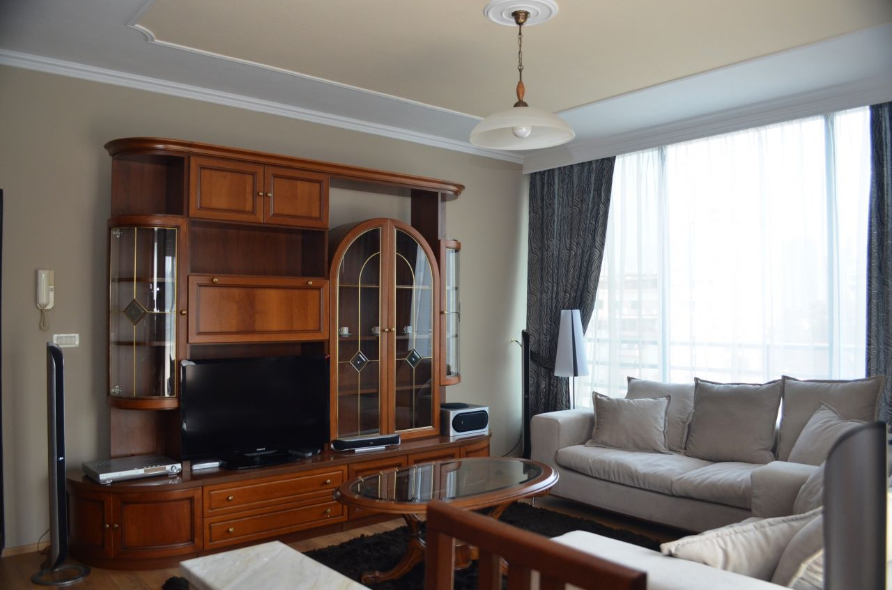 Two Bedroom Apartment for Rent in Tirana, Albania