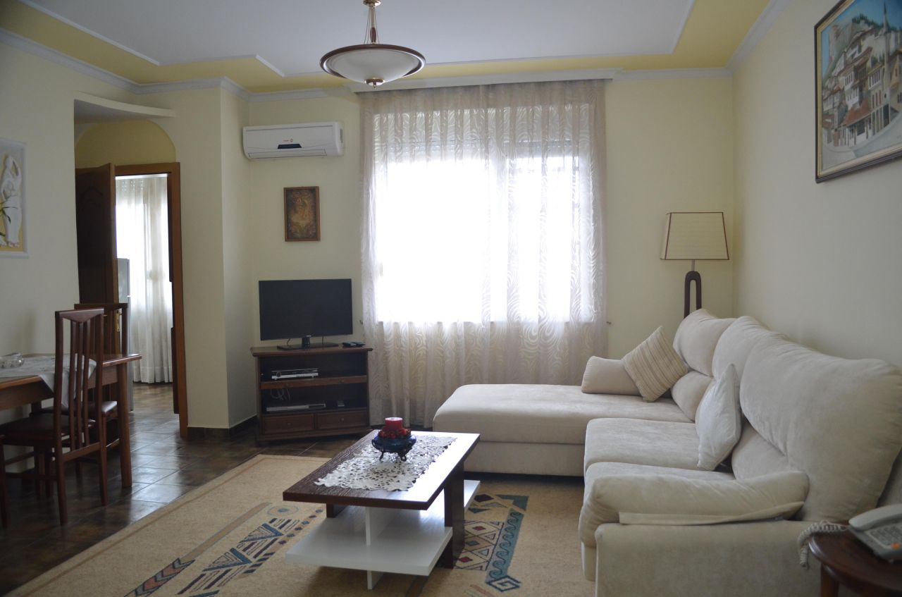 Apartment for Rent in Tirana. Rent Albania Real Estate in Tirana
