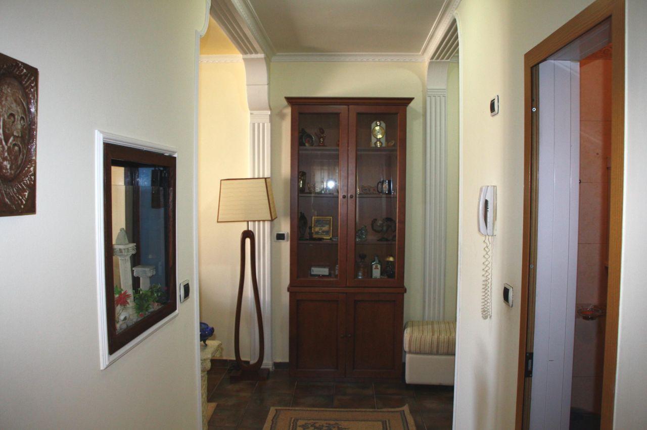 2 bedroom apartment in brigada 8 street tirana albania in excellent condition