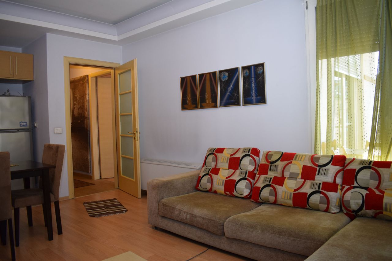 One bedroom apartment for Rent in Tirane
