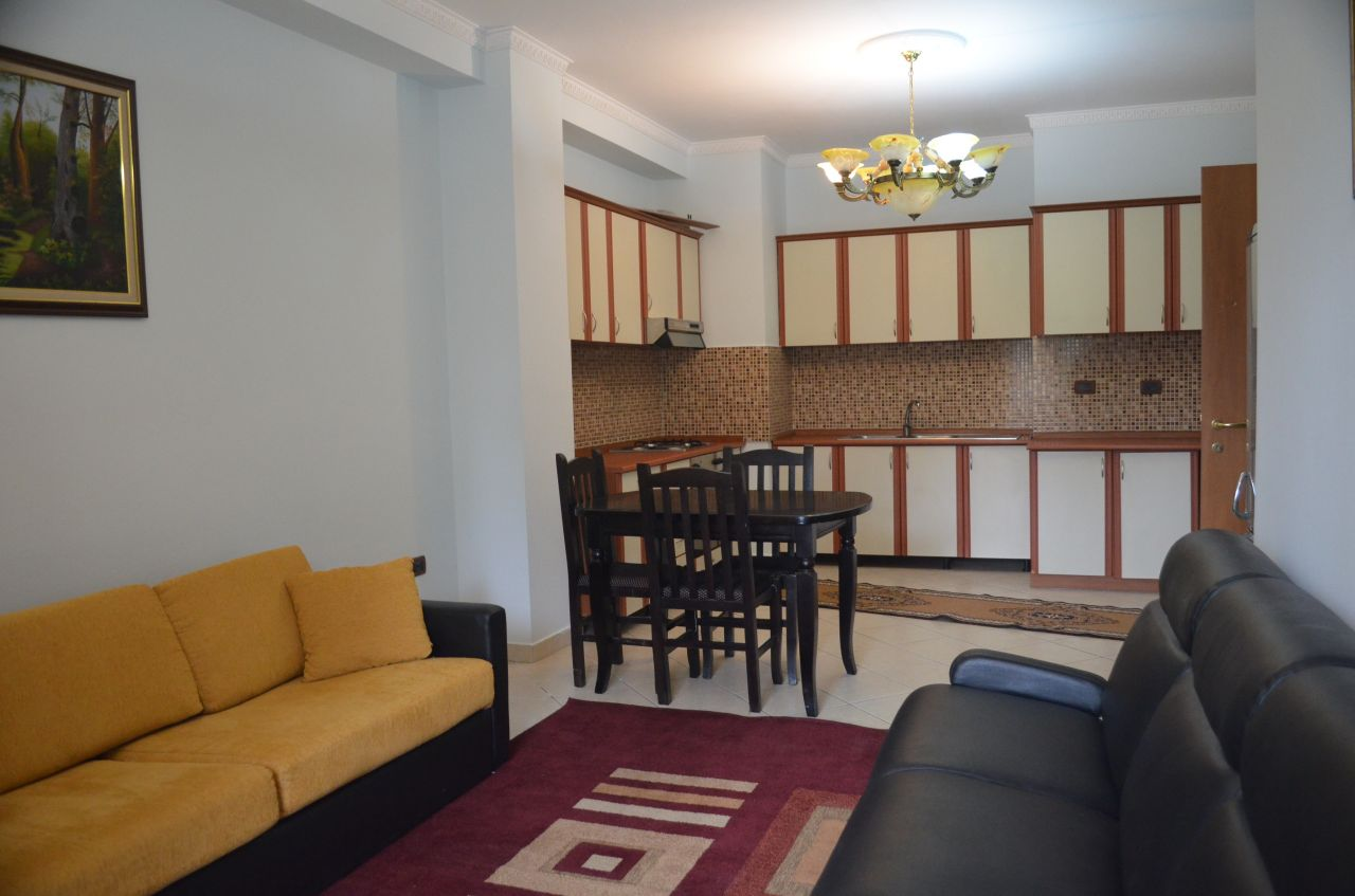 Apartment for Rent in Tirana at the Elbasani Street