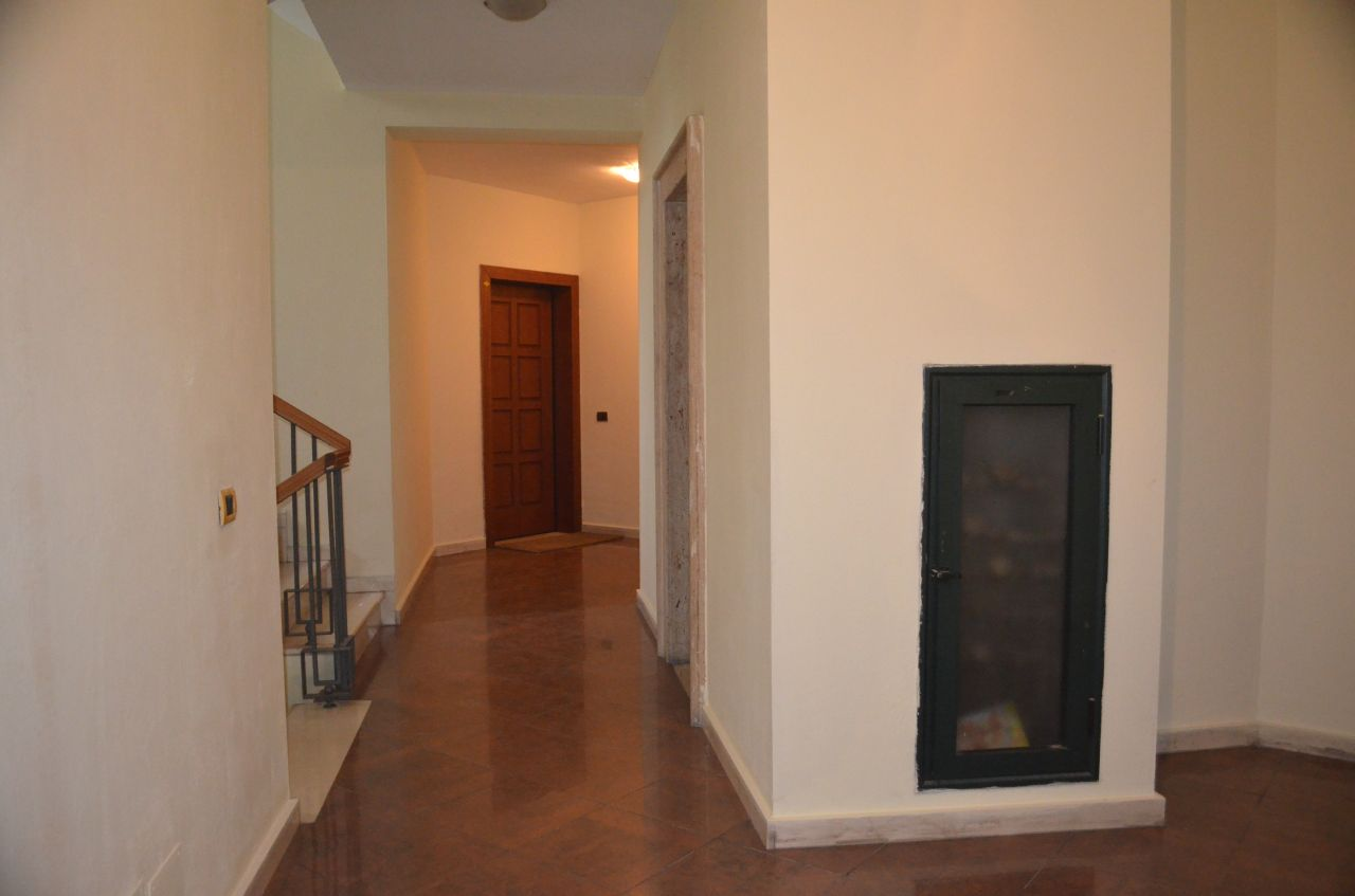 Flat for rent in Tirana with two bedrooms and located in very good position near US embassy