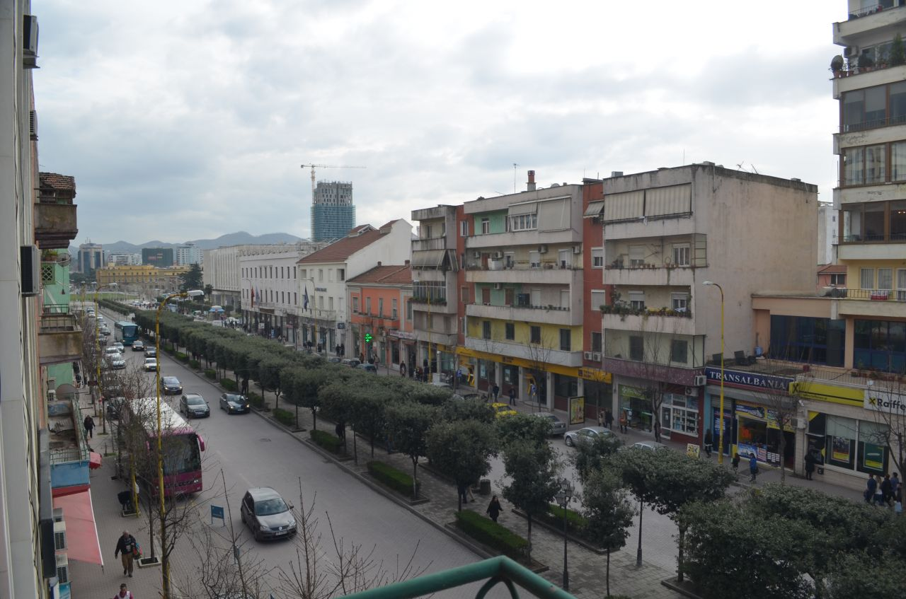 Property for Rent in the center of Tirana, Albania