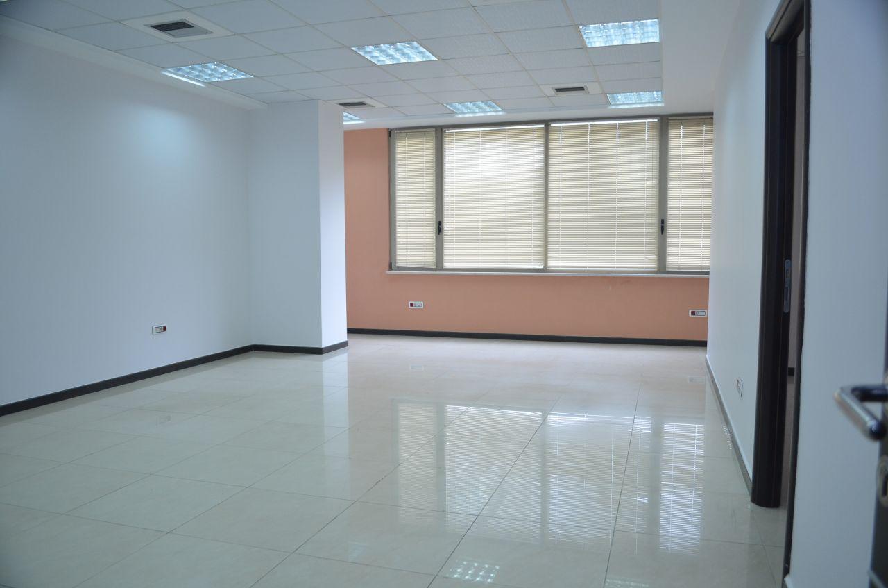 Zyre me Qira ne Tirane - 750m2