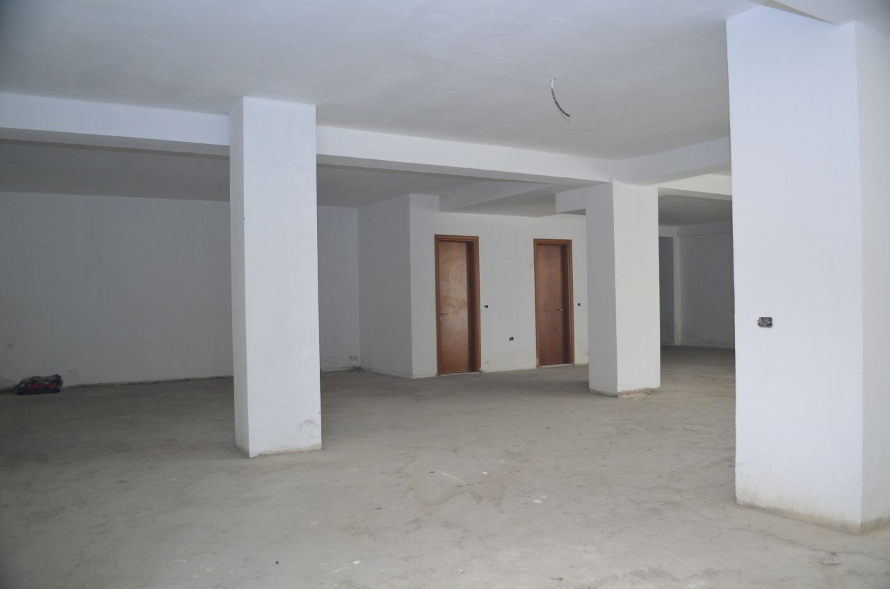Space for Office or Shop for Rent in Tirana