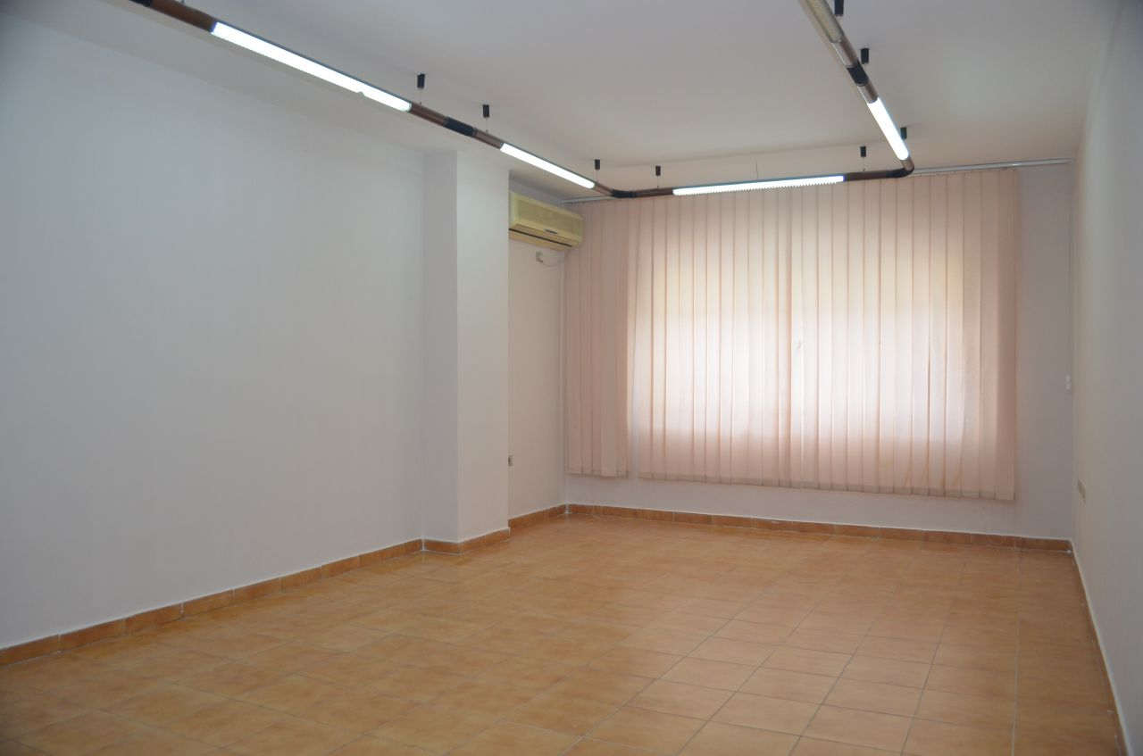 Offices for rent in Tirana, Albania, near the lake