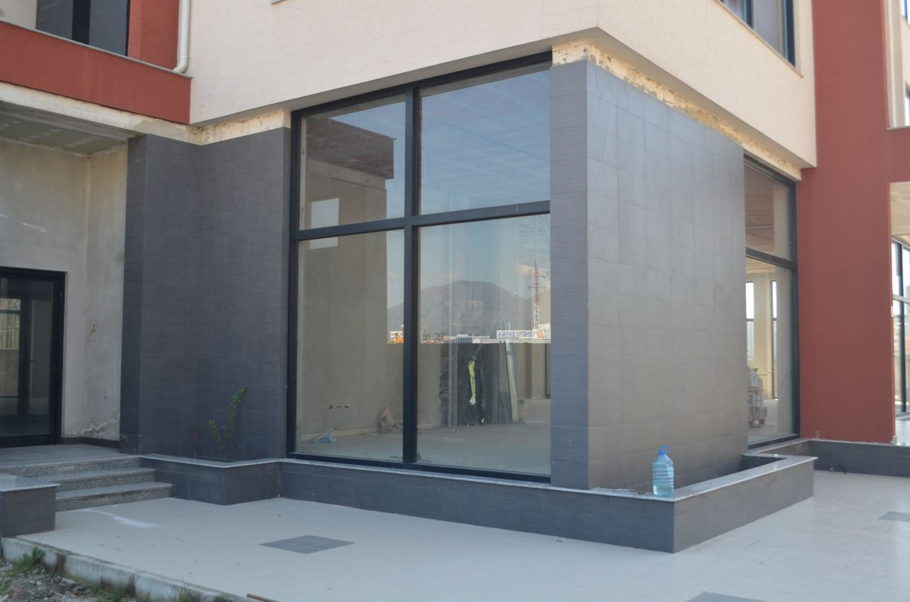 Commercial Building For Rent in Tirana