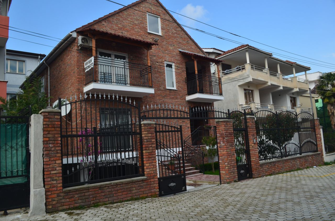 Wonderful Villa for Rent in Tirana. Albania Real Estate in Tirane