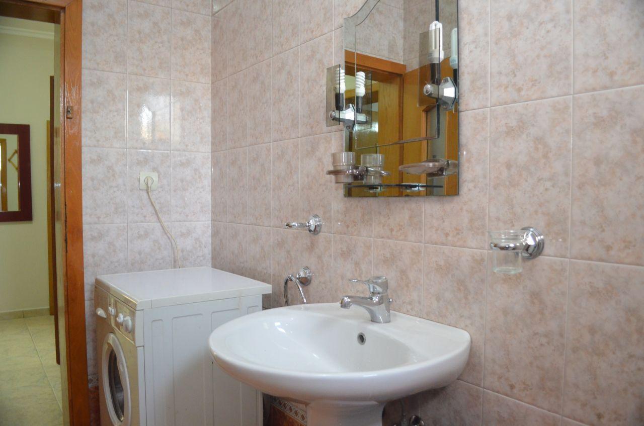 Apartment for Rent in Tirana, in the Bllok Area