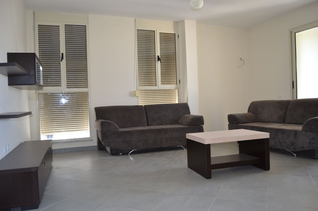 2 bedroom apartment in a very good area of tirana for rent