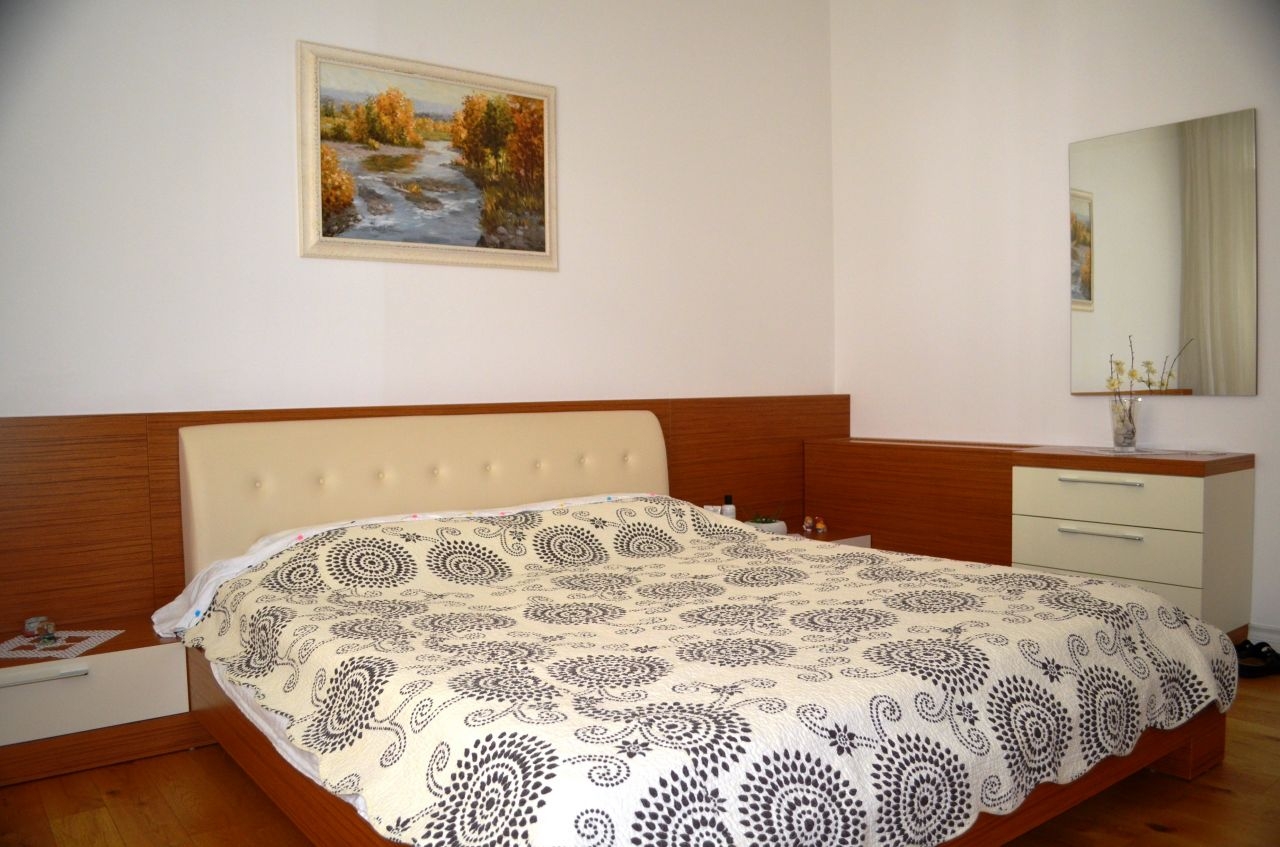 Apartment for Rent near the Lake in Tirana