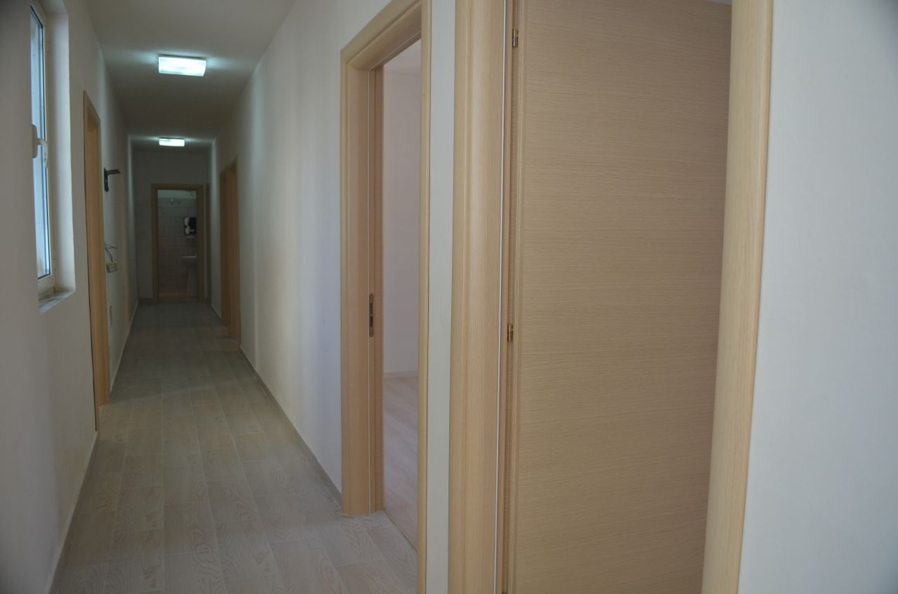 office for rent in tirana with a surface of 250 sqm