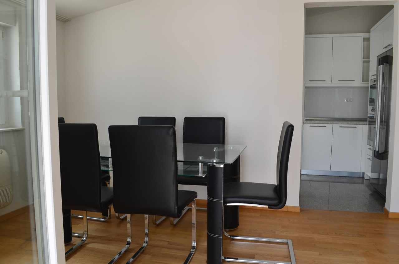Albania Real Estate for rent in the city of Tirana, the apartment is of very good quality.