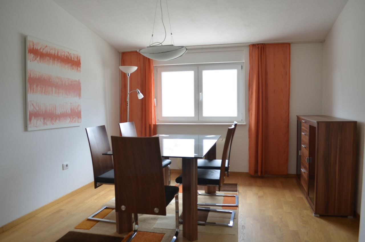 Penthouse for Rent in Tirana, in great conditions