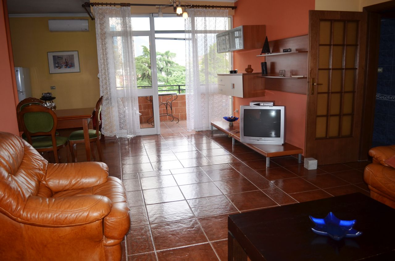 Apartment for Rent in Blloku area in Tirana