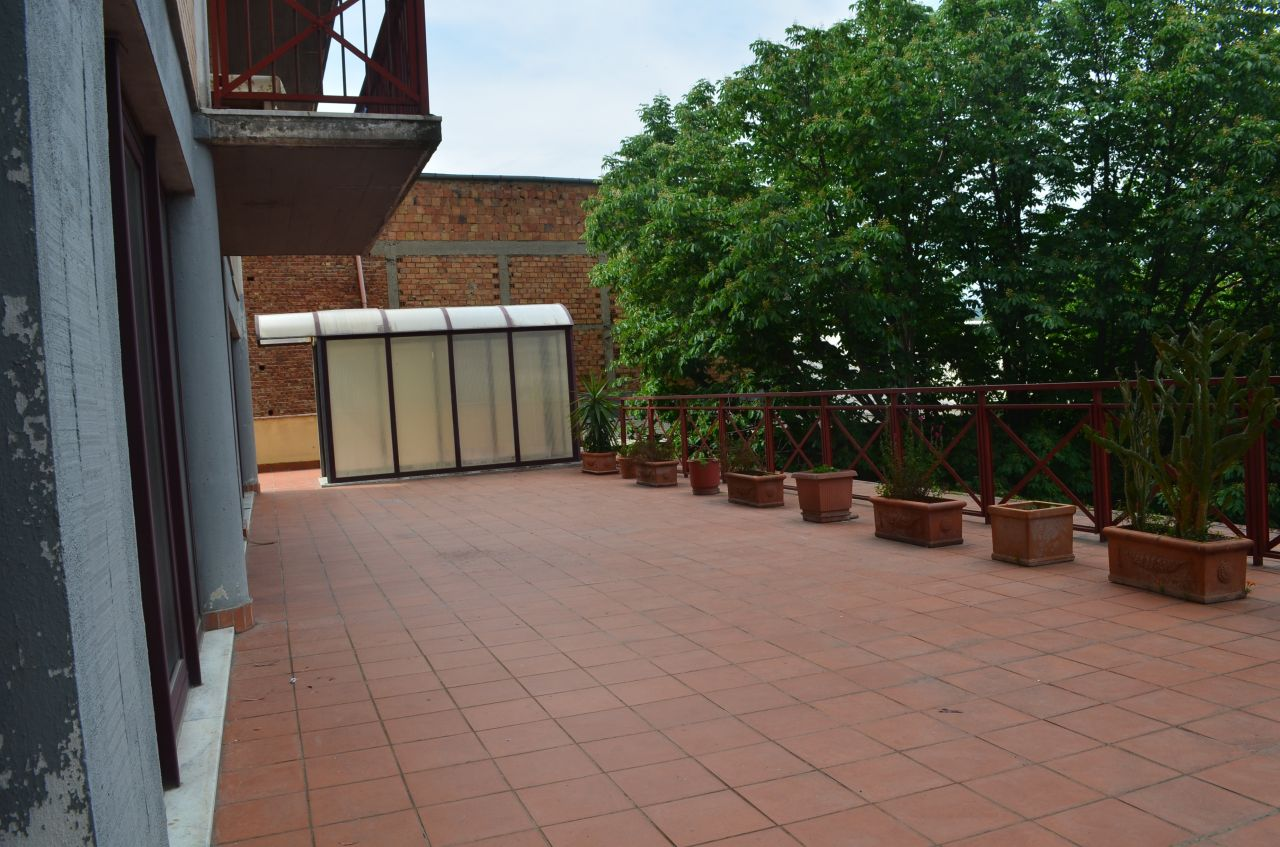 Office Space in Tirana for Rent in the City Center