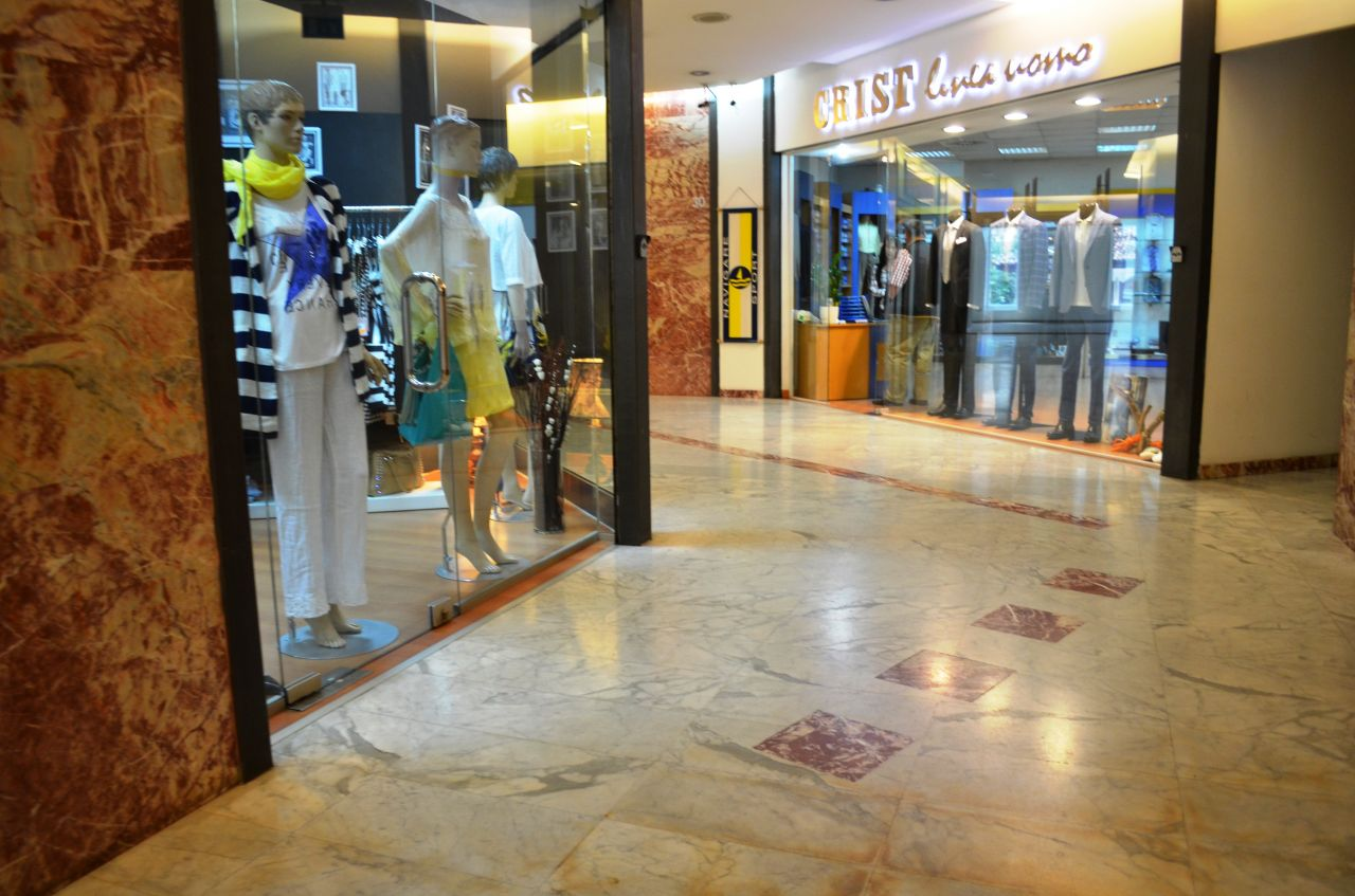 Shop for Rent in the center of Tirana - Albania Property Group