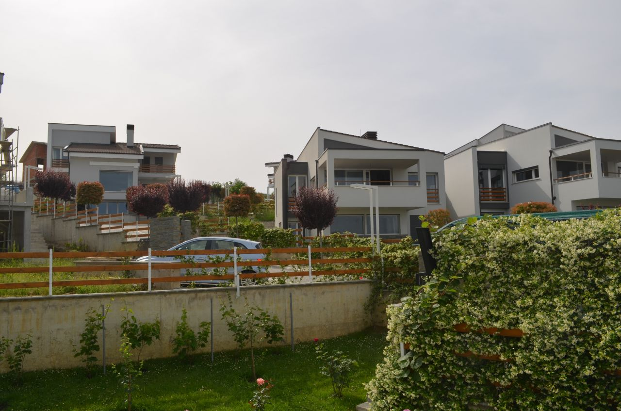 Villa for Rent in a Villa Complex in Tirana