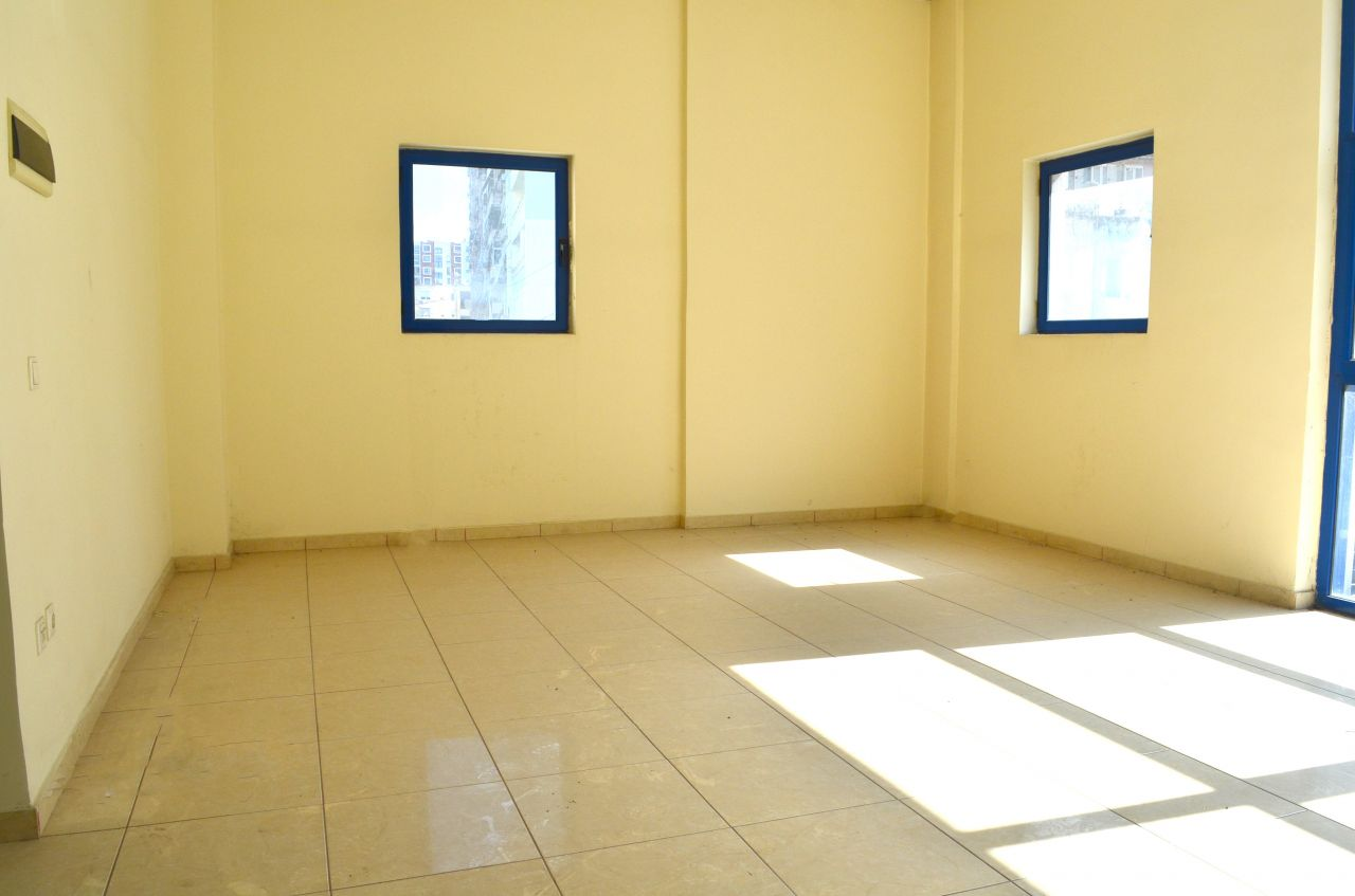 Office for rent in Tirana, Albania Real Estate, commercial properties for rent in Tirana.