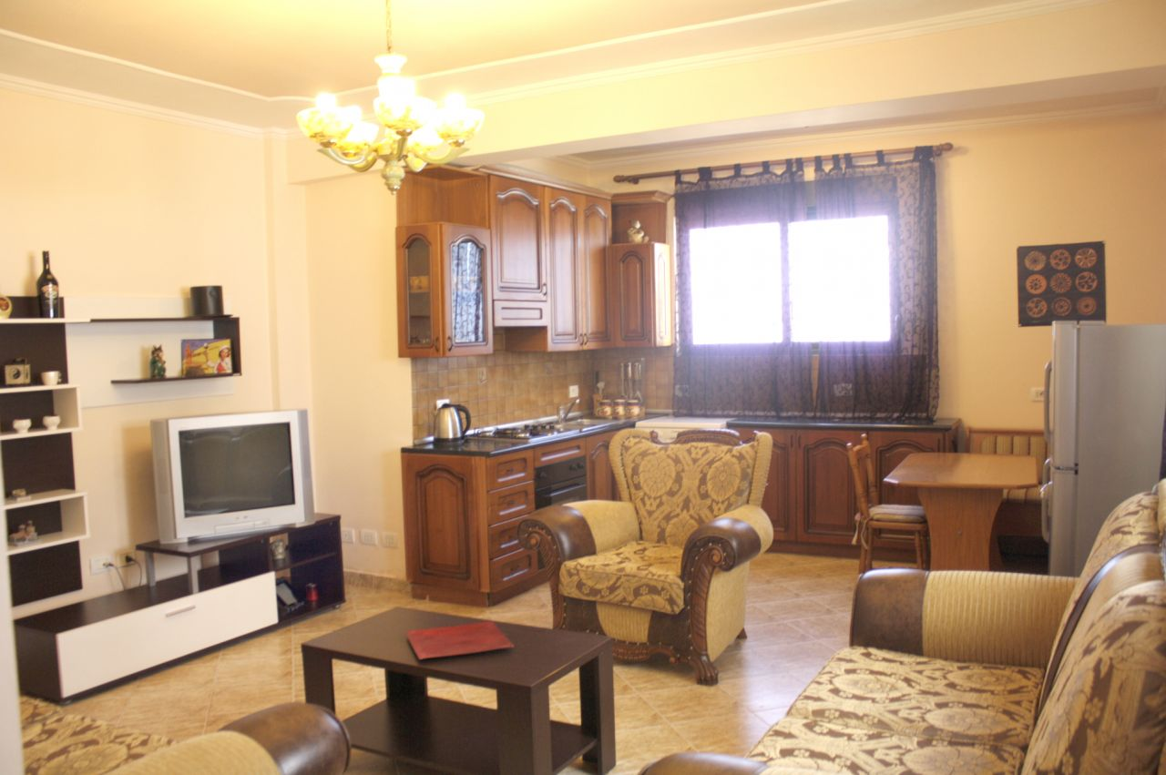 Furnished apartment for Rent in Tirana, close to the center
