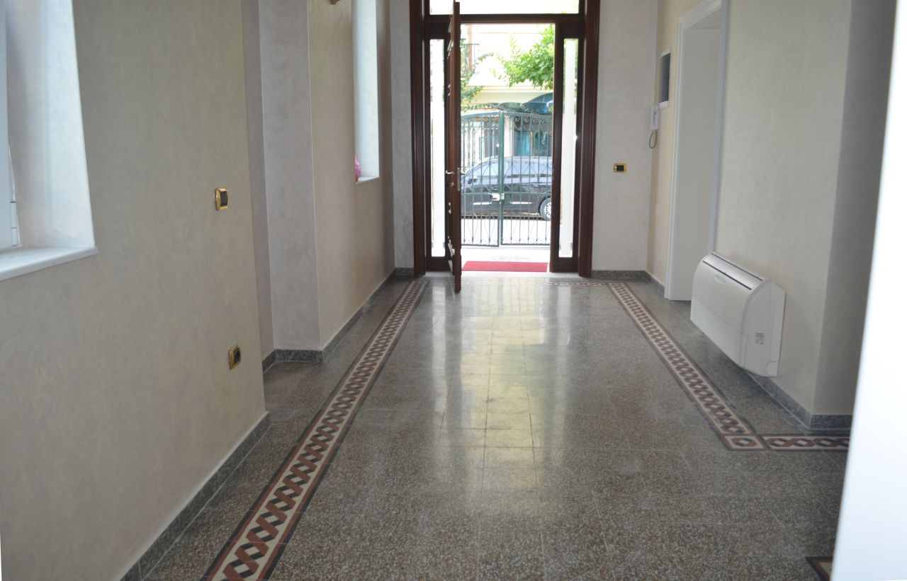 Vila for Rent in Tirana in very good conditions and very suitable for sale