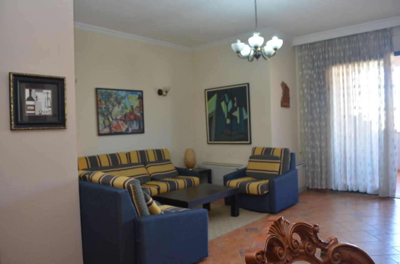 Two bedroom apartment for rent in Blloku Area