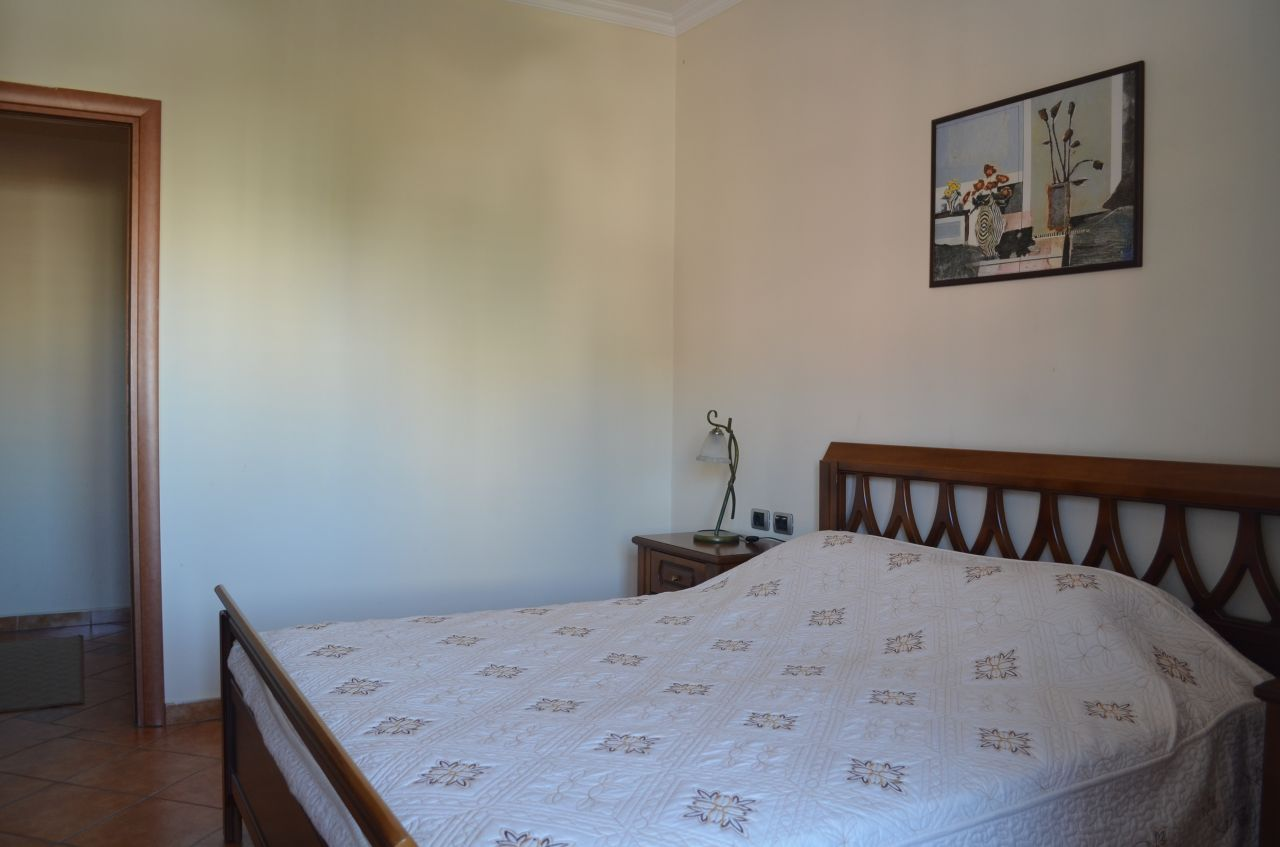 Apartment for Rent in Tirana Blloku Area with two bedrooms. It is fully furnished