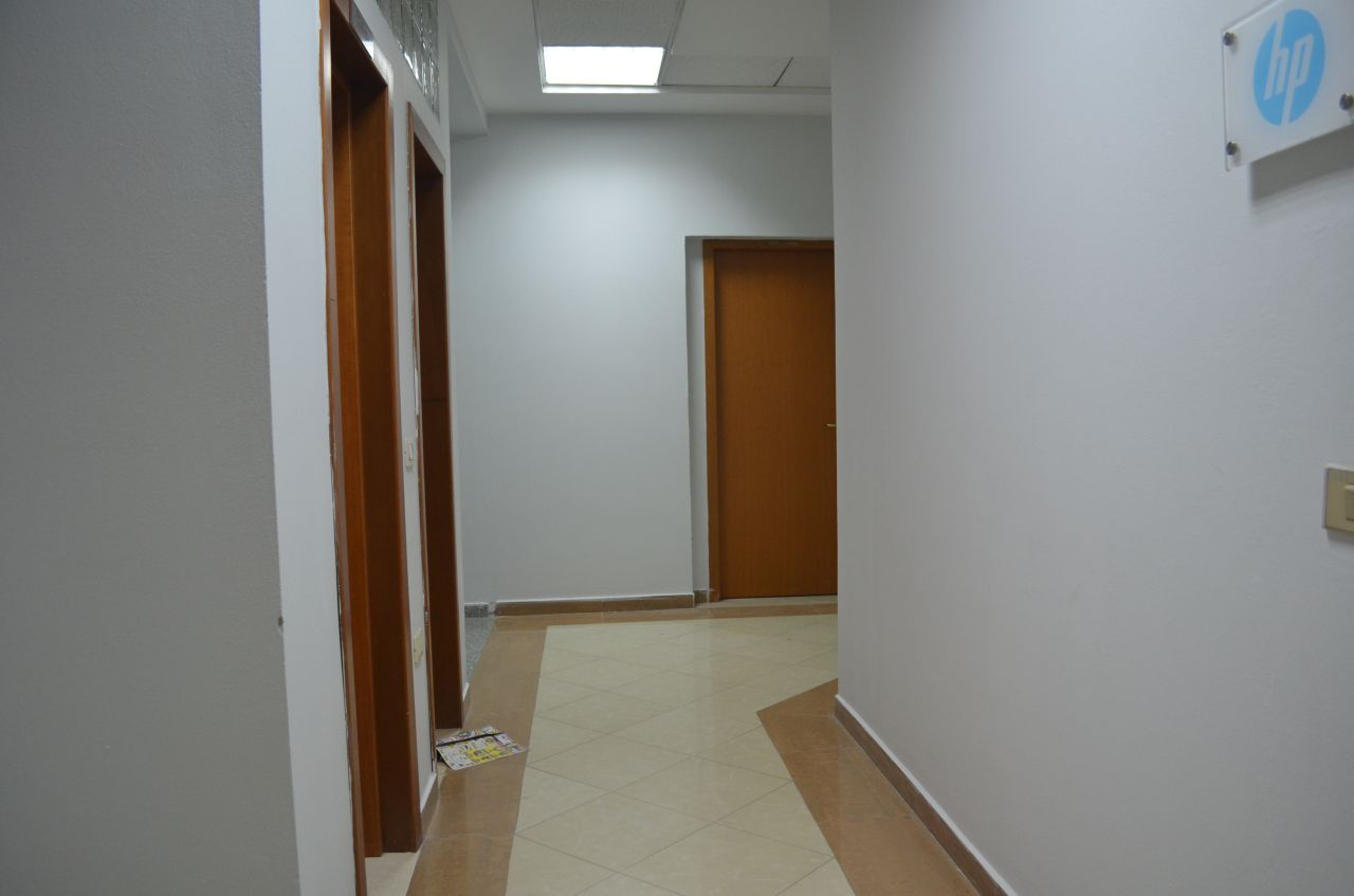 Office for Rent in a central location in Tirana