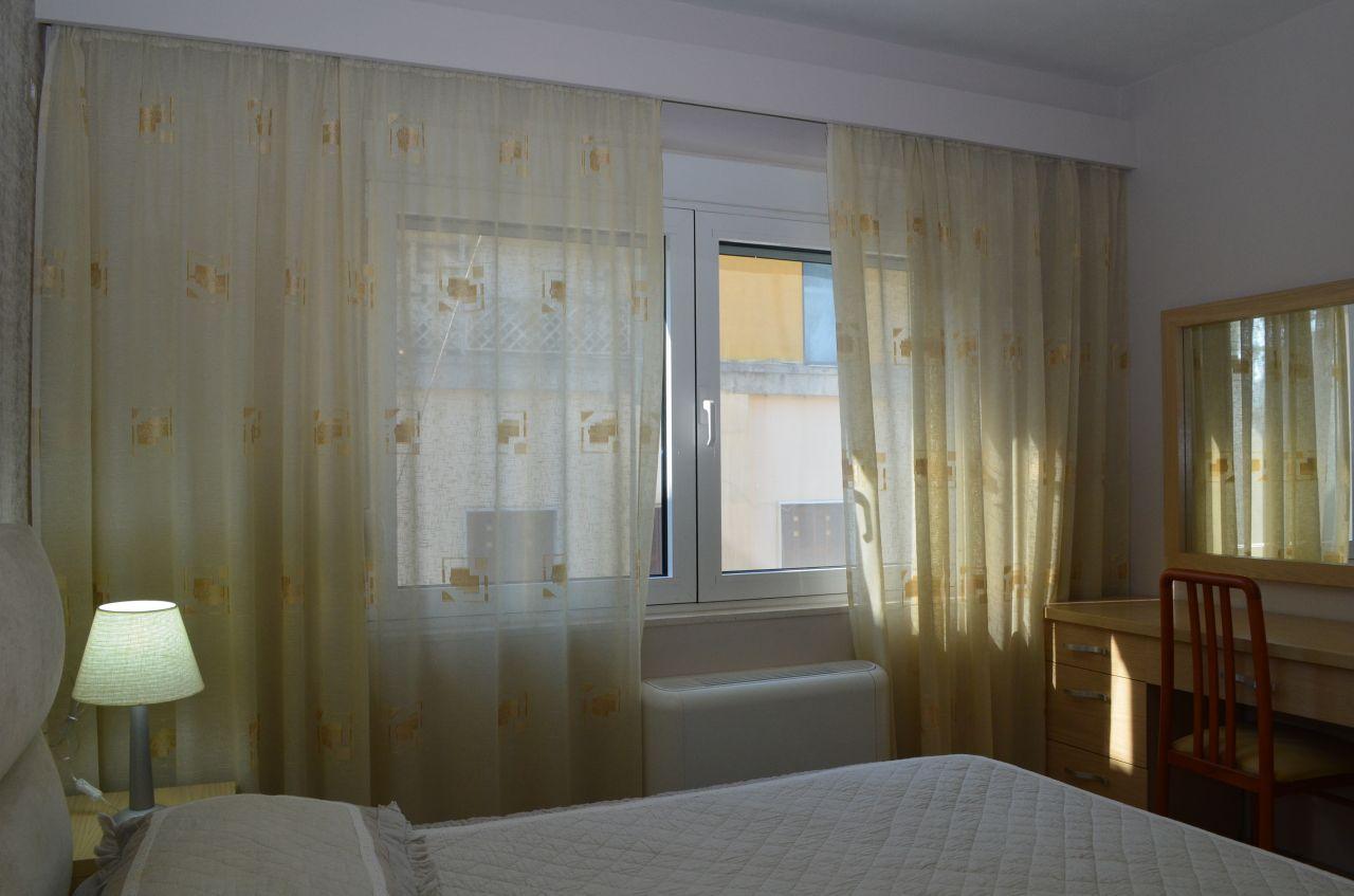 Apartment for Rent in Tirana Blloku Area 2 bedrooms