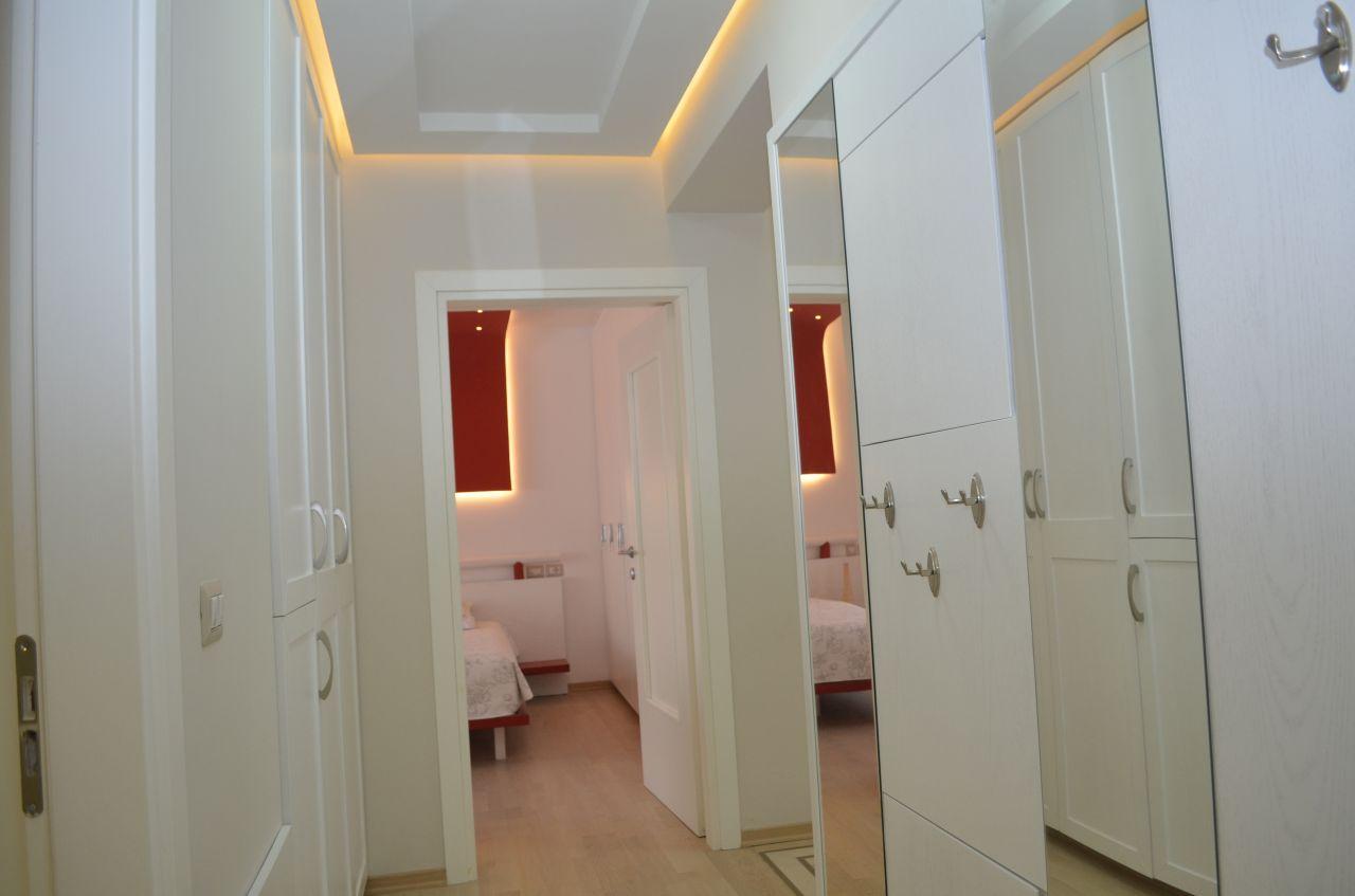 Wonderful Apartment in Tirana for Rent in Blloku Area