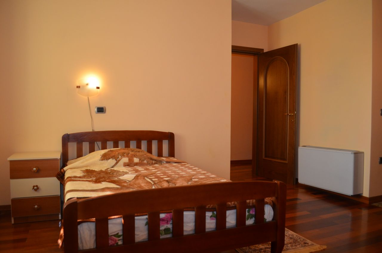 Three bedrooms apartment  for rent near the main Bulevard in Tirana, Albania in very good conditions