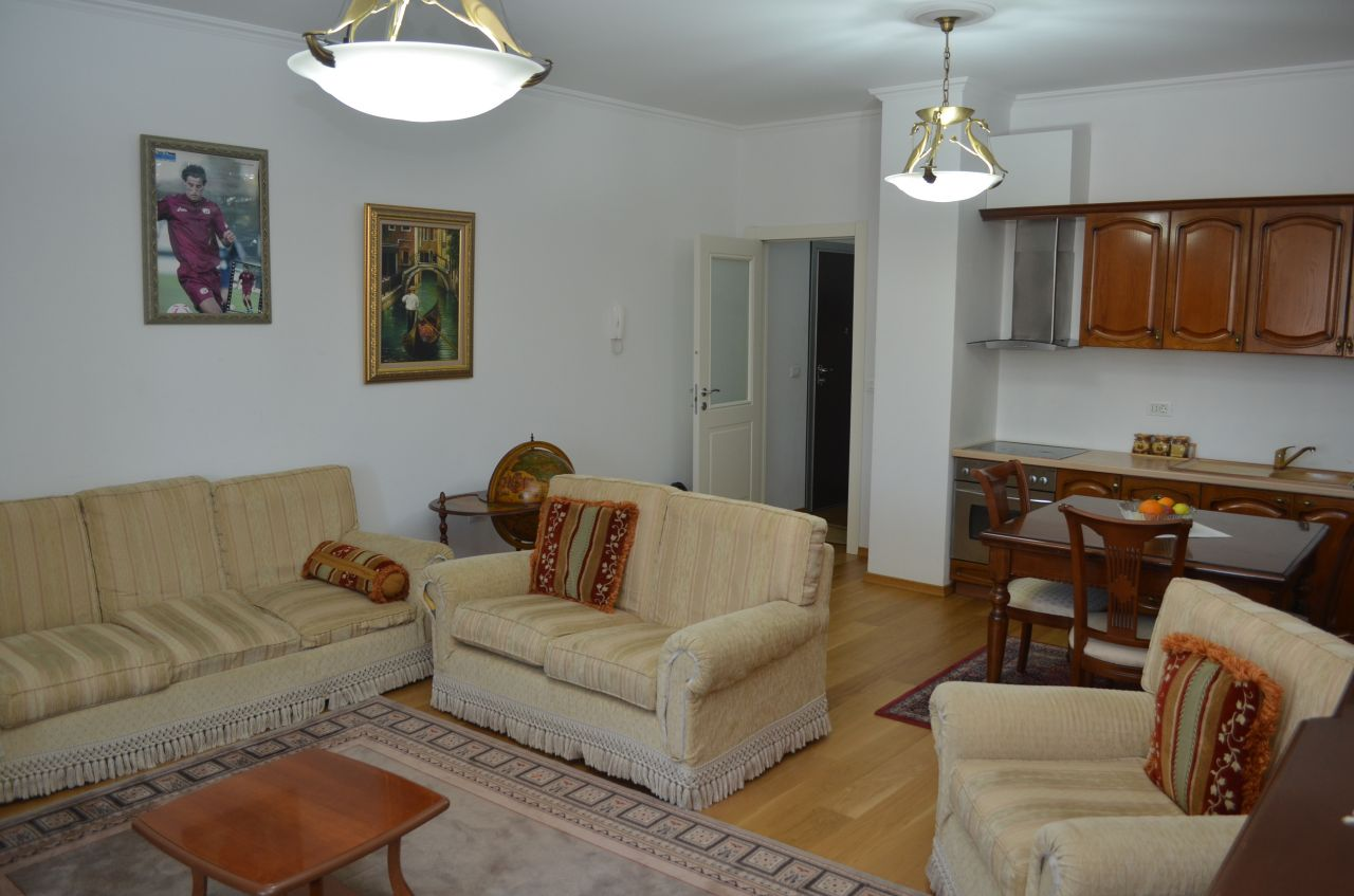 Apartment for Rent in Tirana near Rruga e Kavajes
