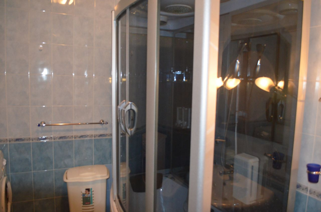 Apartment for Rent in Tirana with two bedrooms. Fully furnished and in a nice place for living