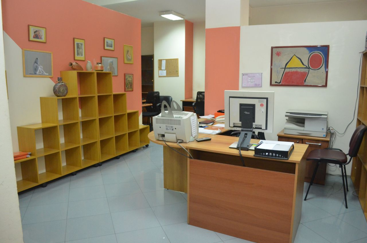 office for rent in tirana spacious and in very good position