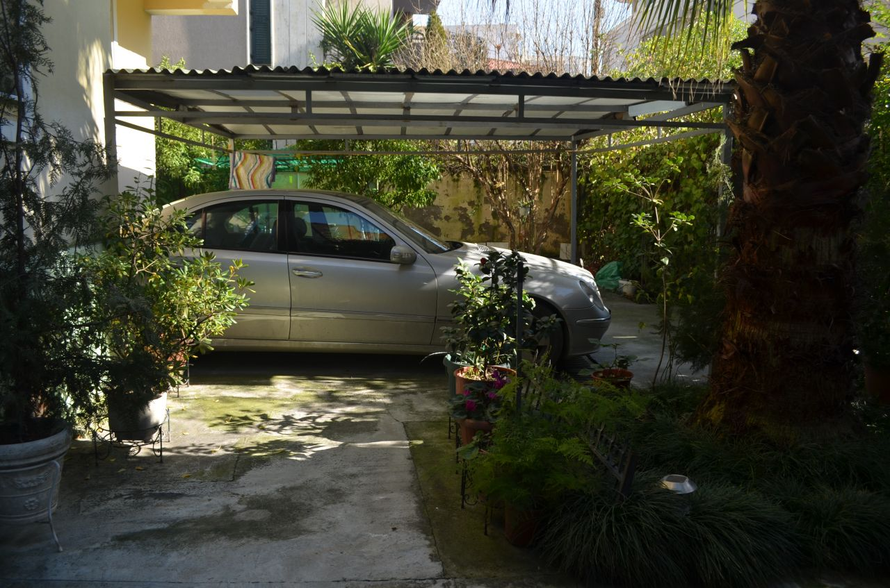 Villa for Rent in Tirana with two floors