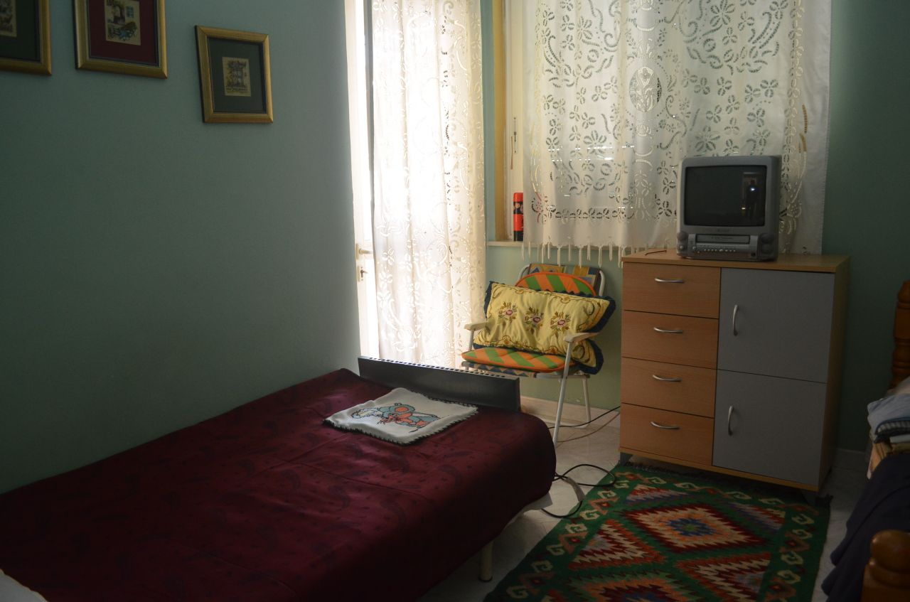Villa for rent in Tirana with three floors located not far from the center of the city